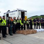RRT supports the Emergency Services at the Stonehaven Derailment Tragedy